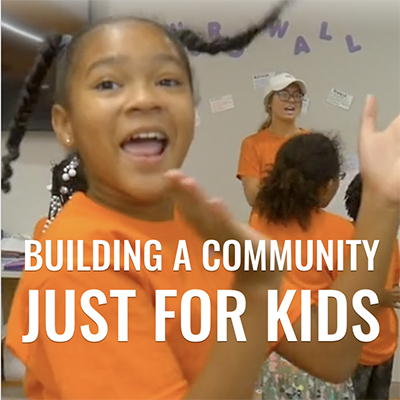 Deaconess Building a Community Just for Kids