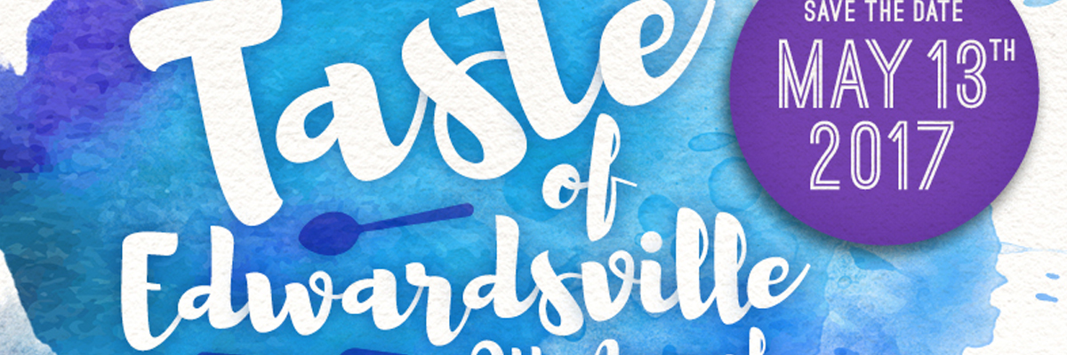 detail of work from the Taste of Edwardsville event