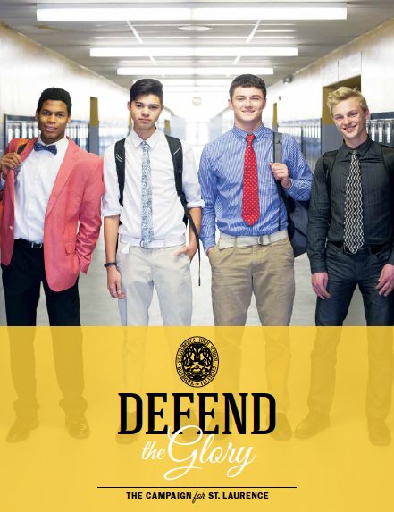 Defend the Glory campaign case statement cover