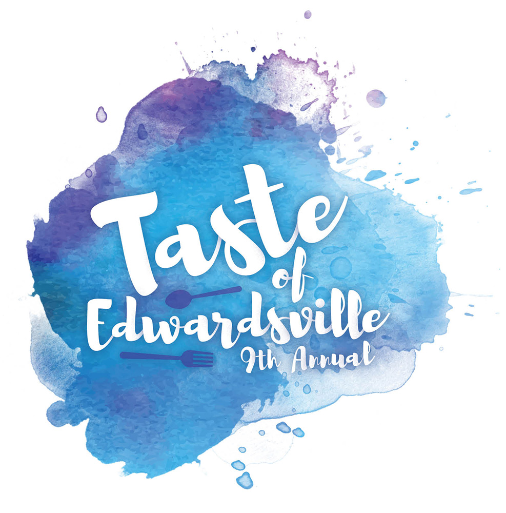 Taste of Edwardsville Logo