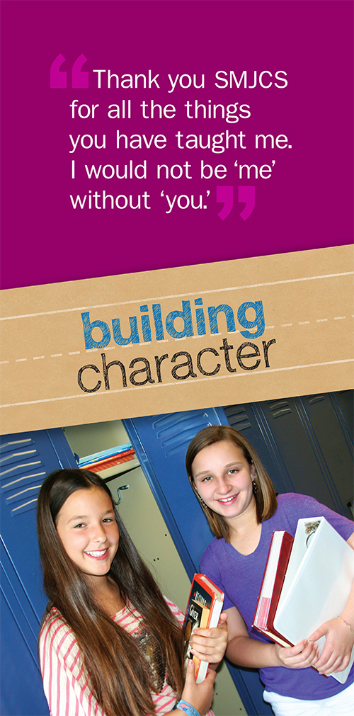 building character banner