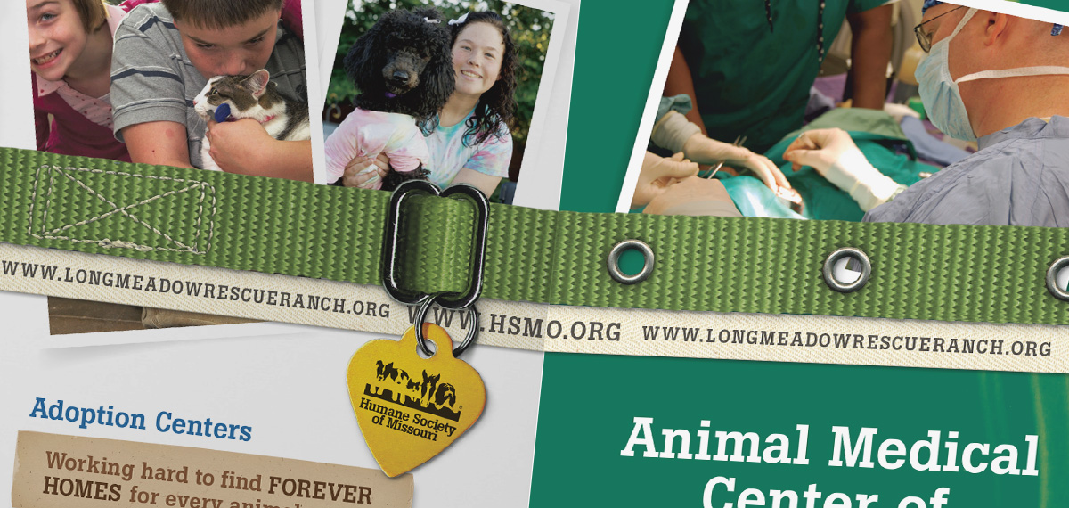 detail from the humane society of missouri brochure