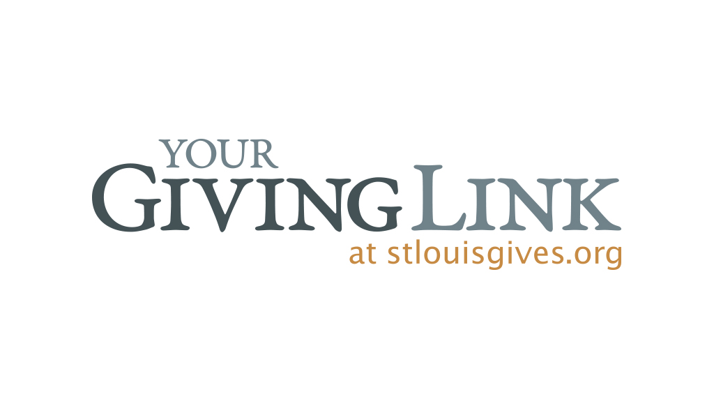 Your Giving Link at StLouisGives.org logo