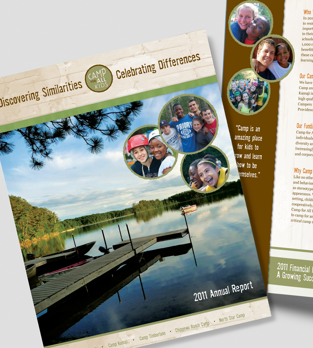 Camp for All Kids annual report