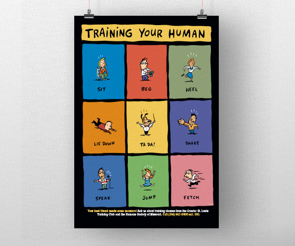 humane education poster