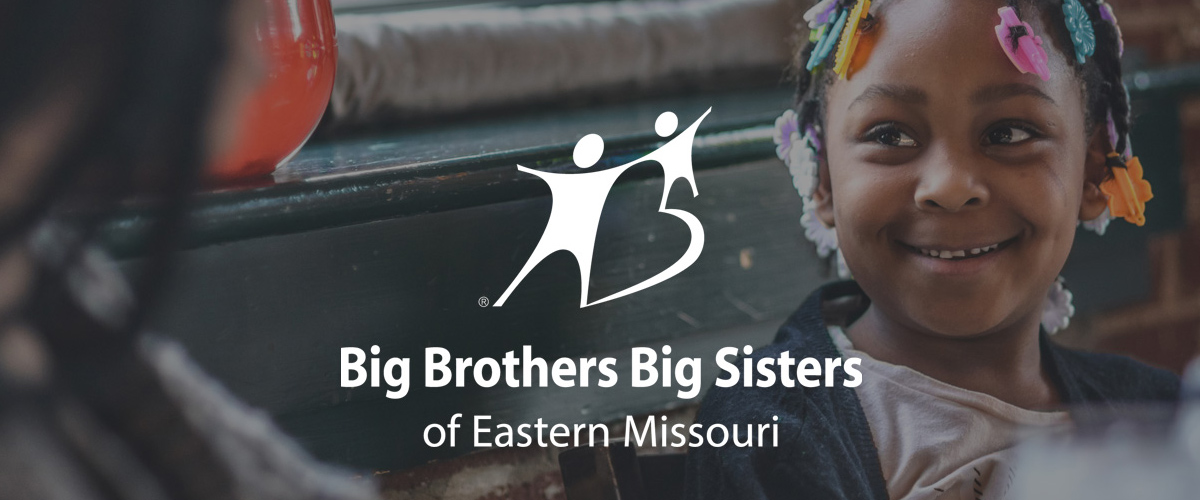 detail of project designed for Big Brothers Big Sisters of Eastern Missouri